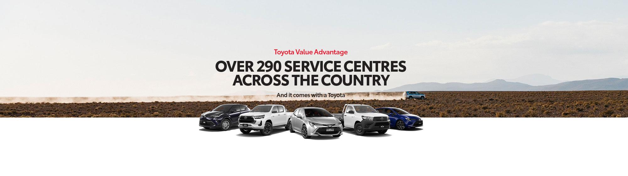 Toyota Special 2000x560